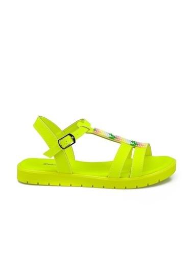 Polaris Sandalet Sarı